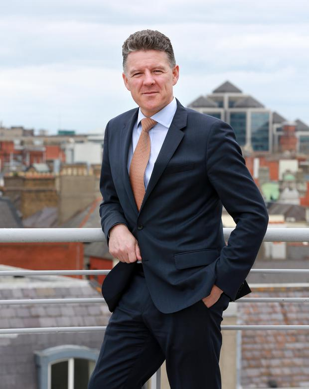 Michael Costello, BDO Ireland managing partner