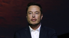 'Elon Musk himself has reportedly taken over production of Tesla's troubled Model 3, a potential sign of desperation.' Photo: Bloomberg