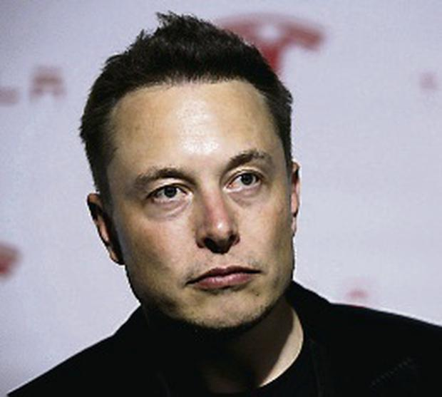 Tesla Motors Inc CEO Elon Musk
