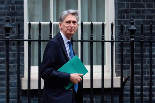 Philip Hammond is 'foolishly pushing for a free trade agreement for the financial sector post-Brexit'