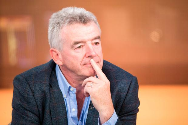 Ryanair, headed by Michael O'Leary, recognised trade unions for the first time in its 32-year history in December