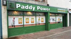 'Paddy Power was cut to under-perform by Credit Suisse, which said a rebound in the stock over the past month has gone too far, with the US gambling market set for significant liberalisation'. Photo: Caroline Quinn
