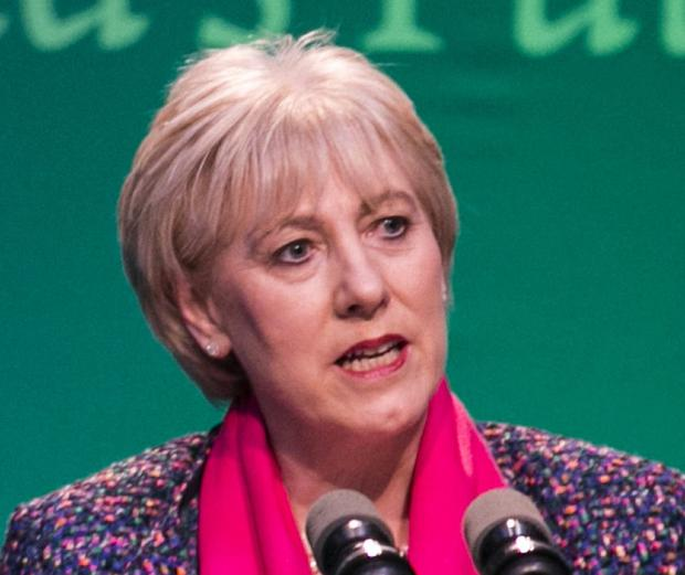 Minister Heather Humphreys welcomed the decision . Photo: Kyran O'Brien