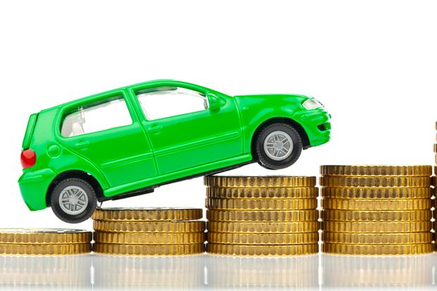 'At current prices a typical motorist will now pay €221 a month for petrol.' (Stock picture)