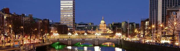 Dublin has been ranked as sixth out of 130 European cities for commercial real estate investment, according to a report from Savills Investment Management