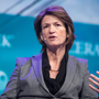 Isabelle Kocher, CEO of French energy giant Engiebe. photo: Bloomberg
