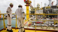 Tullow's West Africa first half 2018 oil production averaged 88,200 barrels of oil per day
