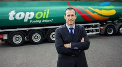 Gerard Boylan, the CEO of Top Oil