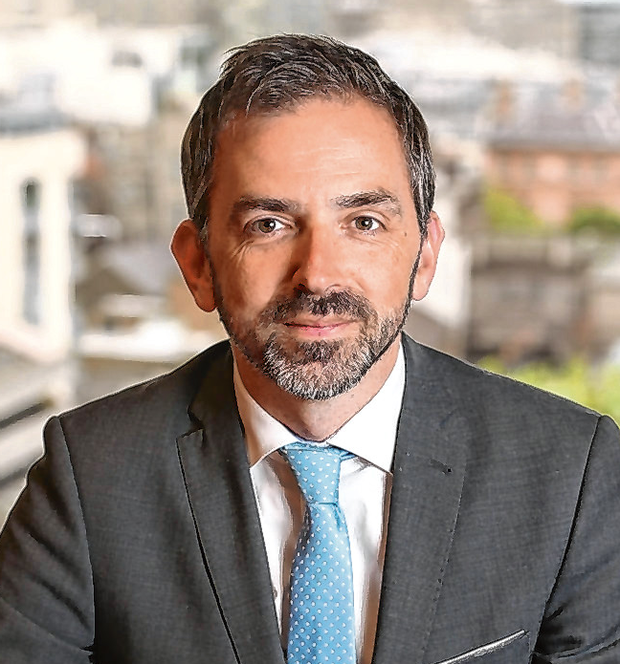 Warning: Central Bank deputy governor Ed Sibley said cybersecurity must become part of an organisation's culture and senior management need to 'own the risks'