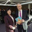 CPL CEO Anne Heraty and chairman John Hennessy