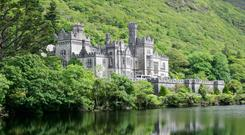 Plans: Profits at Kylemore Abbey are to be re-invested in conservation and restoration works.