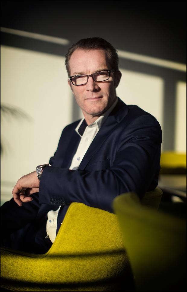 Greencore CEO Patrick Coveney said it would reflect on shareholder sentiment. Photo: David Conachy