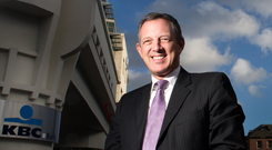 CEO Wim Verbraeken says he is satisfied with the bank's performance 'both commercially and financially'