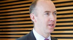 Joining firm: The former chief financial officer of Cairn Homes, Eamonn O'Kennedy