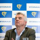 Ryanair CEO Michael O'Leary. Photo: Bloomberg