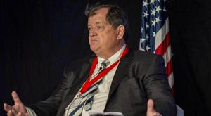Tariff boost: Ardagh chairman Paul Coulson said US President Donald Trump's moves had helped it battle Chinese imports