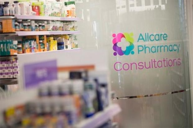 Uniphar has bought up 15 Allcare pharmacies