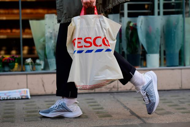 Tesco had its best Christmas in a decade in the UK