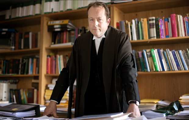 Edmund Honohan, the Master of the High Court