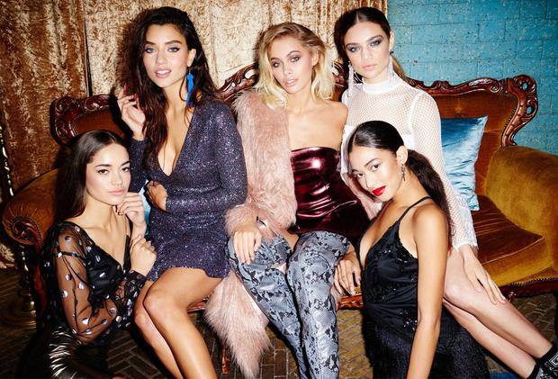 Boom time: Boohoo's youth-focused ad campaigns have helped it record 78pc growth in the US in the last four months