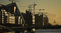 The Irish economy faces a number of challenges ratings agency DBRS has warned