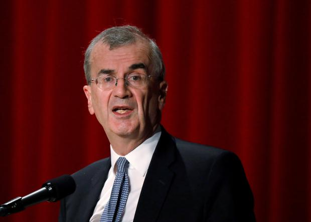 ECB policymaker Francois Villeroy de Galhau, who is also governor of the Bank of France