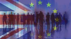 'Even though answers to many Brexit questions are still unknown, it is important companies do not wait for answers, but begin to plan their responses now' Stock image