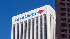 Moving in: Bank of America is among the companies which have announced a new or expanded presence here