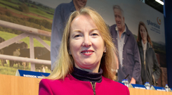 Glanbia managing director Siobhan Talbot is staying on