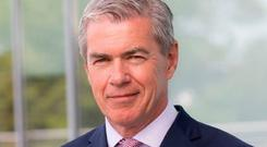 Growing pains: Eirgrid boss Mark Foley said with expanding transmission, more infrastructure will be needed