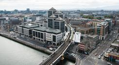 Based in Dublin, Citibank Europe has been operating in its present form for three years (Stock image)