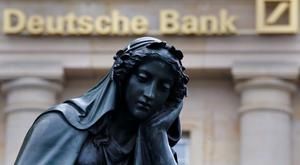The German financial giant declined to clarify the impact of the plan on the almost 500 people it employs in the city. Photo: REUTERS
