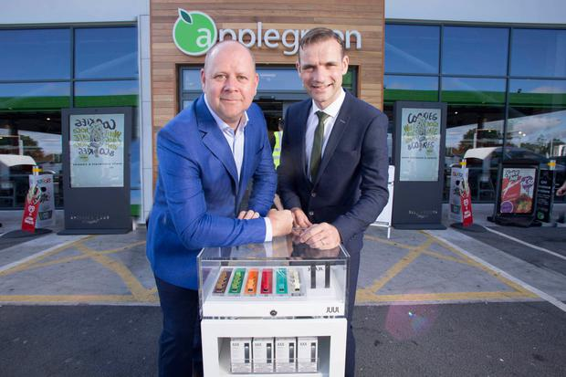Applegreen to sell Juul e-cigarettes only to adults - Independent ie