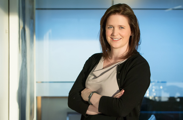 Caution: Caitriona MacGuinness of Mercer says State top-up a concern