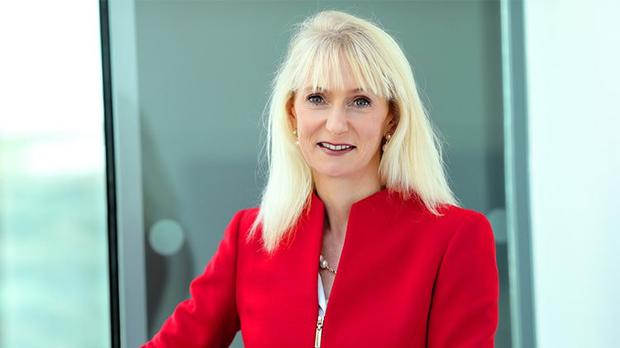 Optimistic: Olwyn Alexander said PwC anticipates increased job potential in asset management and related financial technology sectors