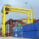 Exports of goods and services grew by 2.4pc versus the second quarter (stock image)
