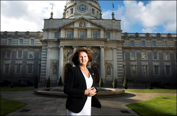 INVASION: Some Independents make Joan Burton look like a pussy cat: Photo: David Conachy