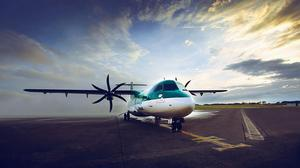 Stobart Air is the operator of Aer Lingus Regional routes