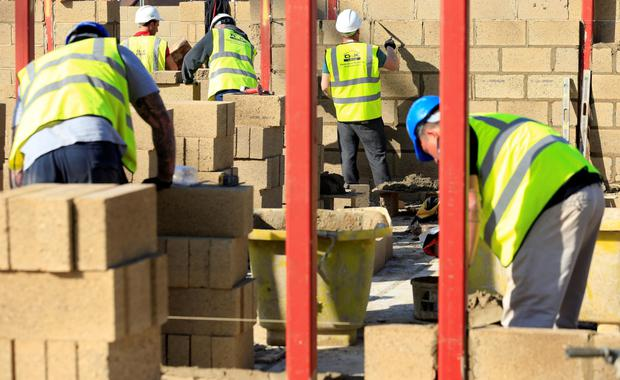 Irish exporters of building materials are heavily exposed