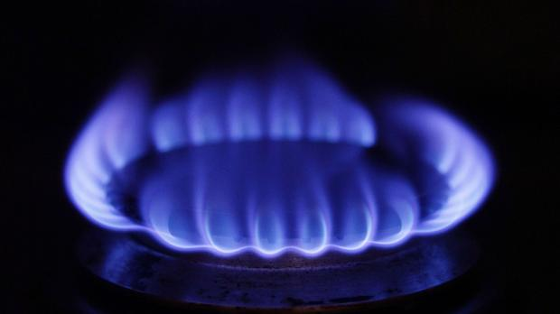 Irish wholesale gas prices fall 35pc in August
