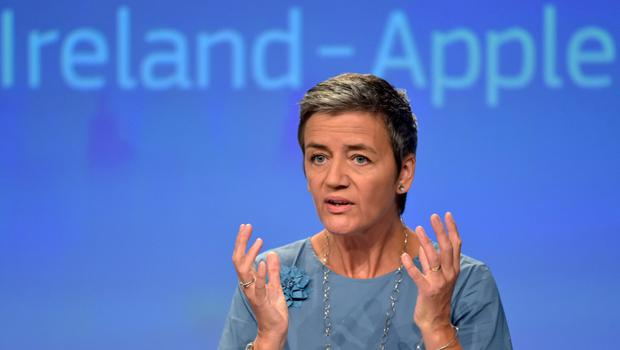 EU Competition Commissioner Margrethe Vestager wants whistle blowers to use new tools