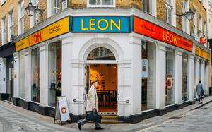 British fast-food chain Leon has begun expanding into the American and continental markets