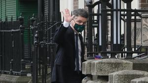 Paschal Donohoe has used the budget to keep firms afloat during lockdown. Photo: Gareth Chaney/Collins Dublin