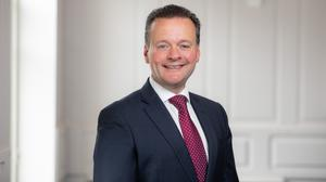 Peter Brady, Aon's CEO for Commercial Risk & Health Solutions in Ireland
