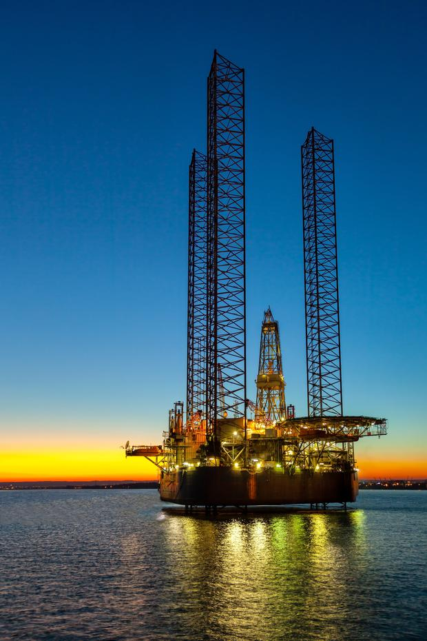 Tullow Oil says talks are underway that could let it restart shipping crude oil again. Stock image