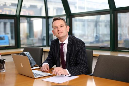 'Like any business, a law firm is a business. They were challenging times. Opportunities arose out of those challenging times,' says Alan Murphy