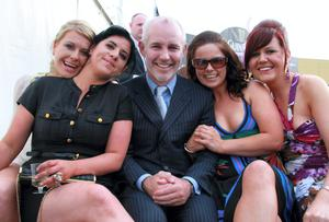 Big surprise: Ray D'Arcy's return to RTE.