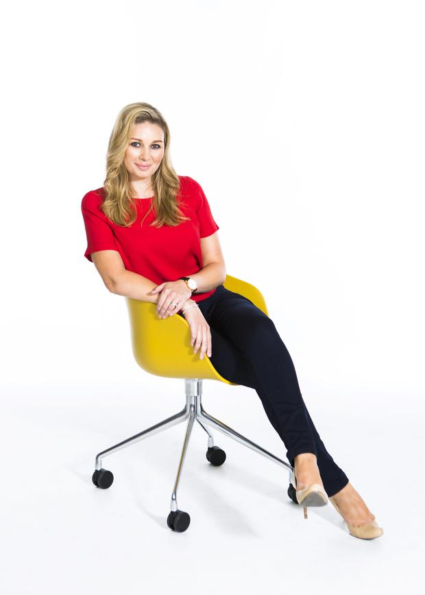 TV3 Ireland AM Presenter Anna Daly