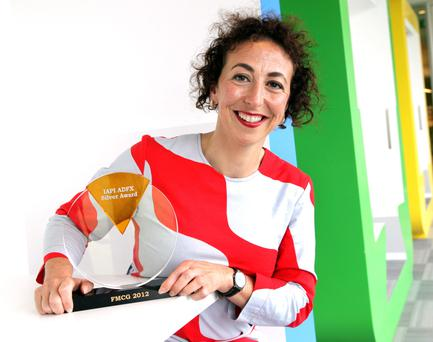 Tania Banotti, CEO of IAPI