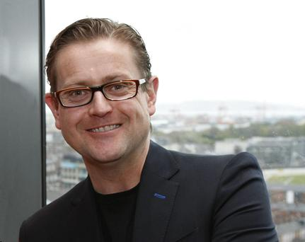 Justin Cullen, digital and data director with Core Media